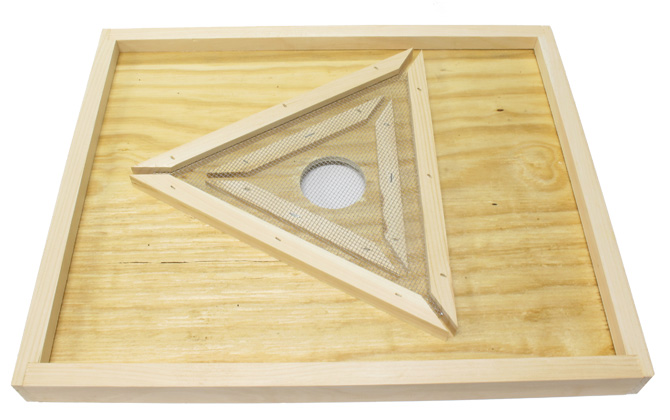 Triangular Escape Board