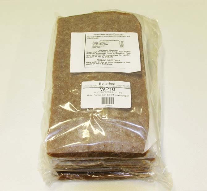 Winter Feed Patties 10 Lb.
